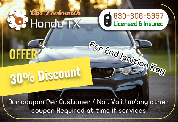Car Locksmith Hondo TX Coupon